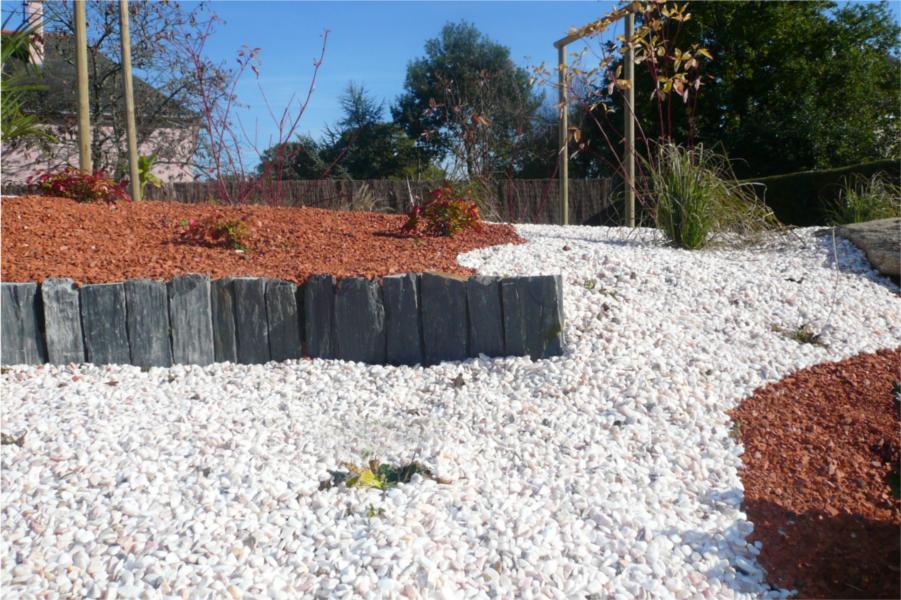 Gravier blanc ros carri res yvoir for Gravier blanc exterieur